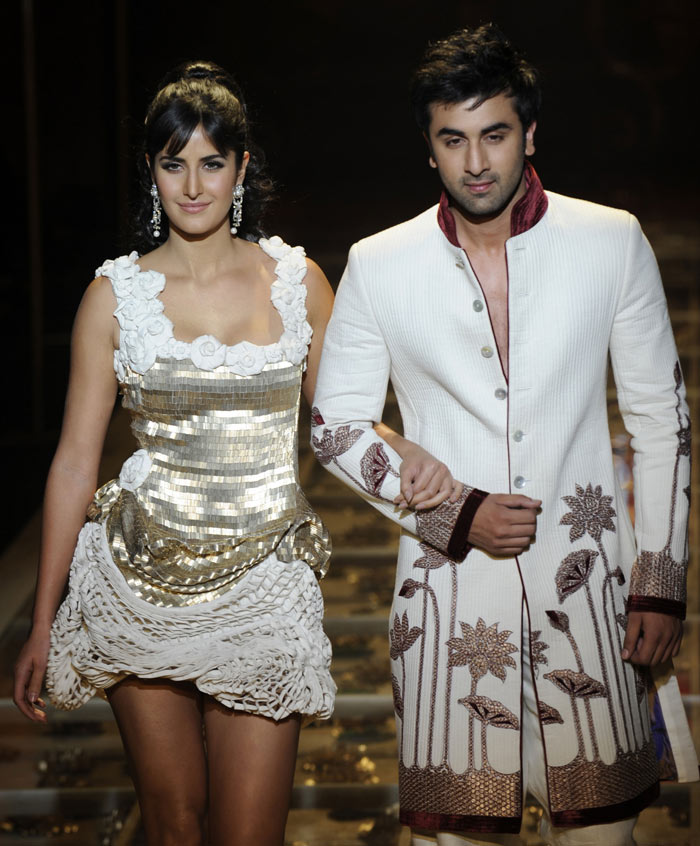 Are Ranbir Kapoor and Katrina Kaif dating each other