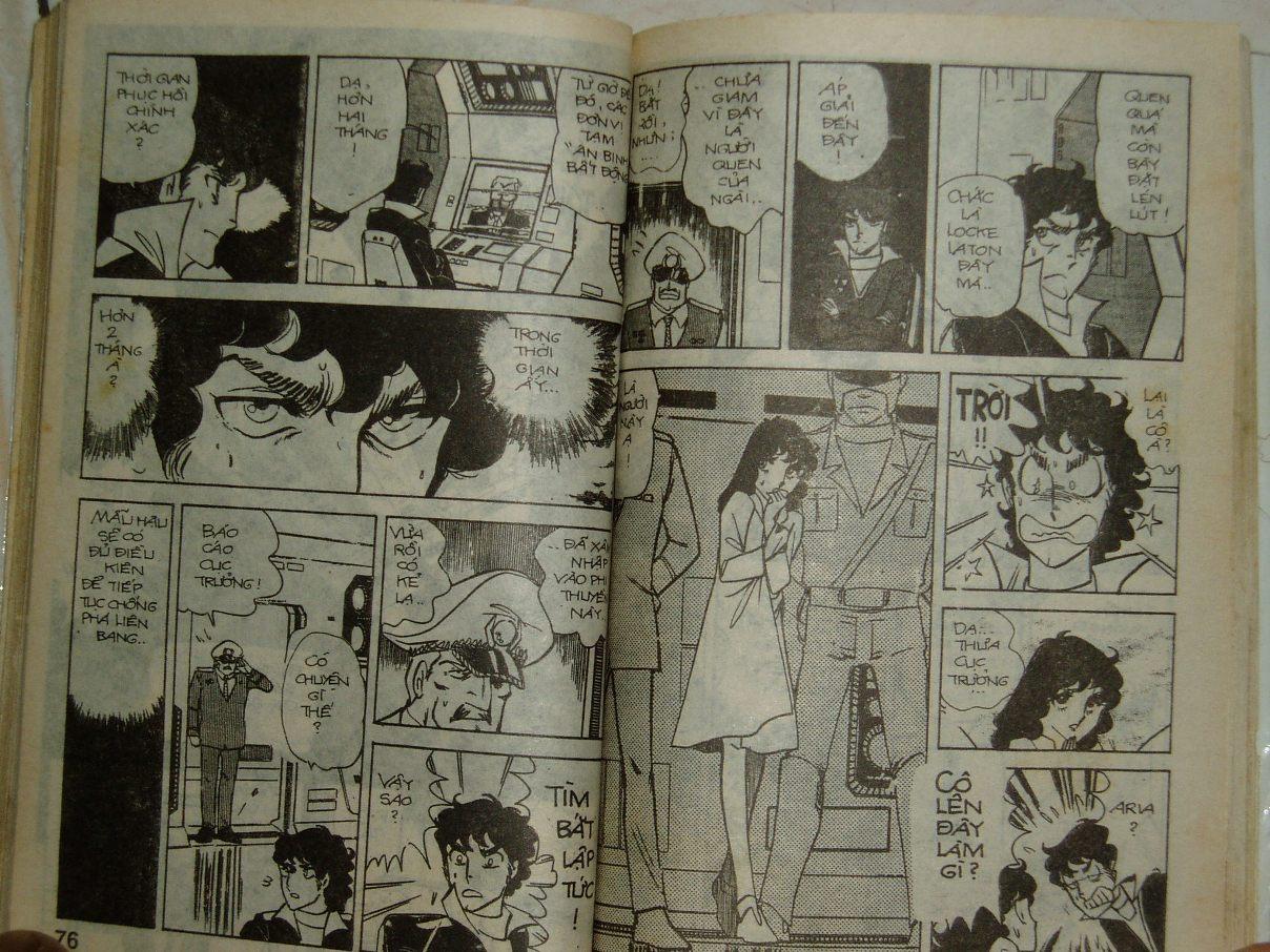Siêu nhân Locke vol 05 trang 38