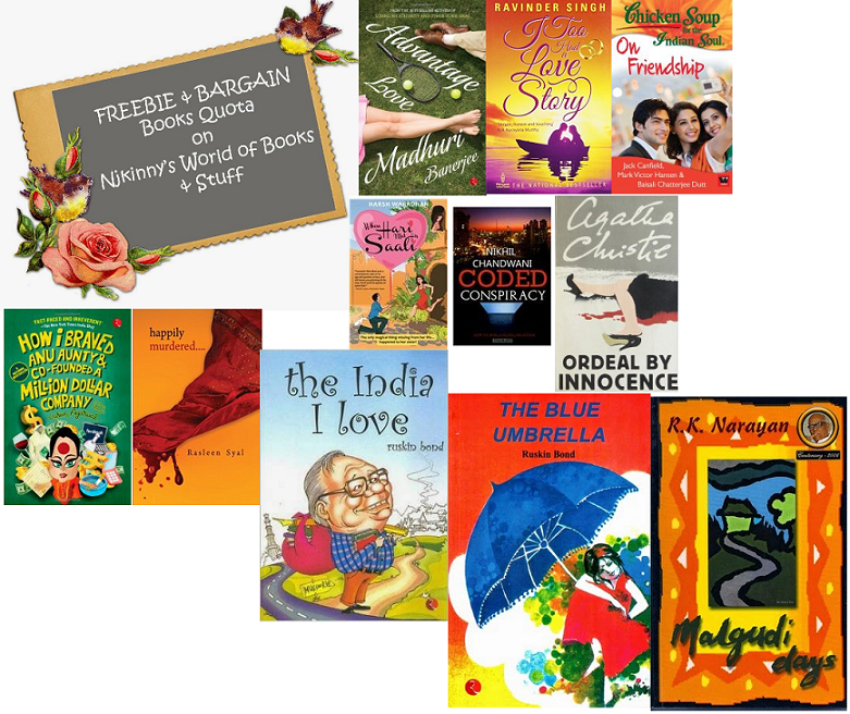 #FBQ(67)--> FREE & BARGAIN books quota! ~Flipkart Super Sale Special!