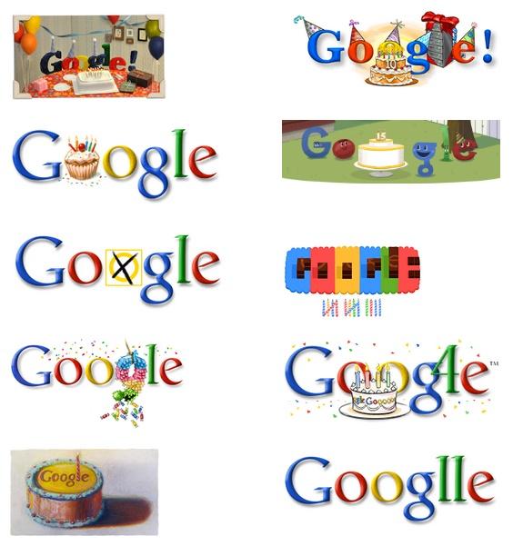 Google Compie Oggi 16 Anni