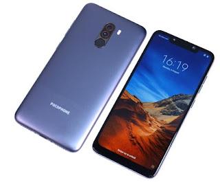 XIAOMI Pocophone F1 Full Phone Specifications