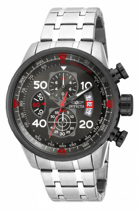 Amazing deal for Invicta 17204 Aviator watch
