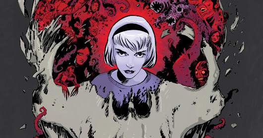 BREAKING NEWS: Sabrina the Teenage Witch Returns to Television in New Horror Project from The CW