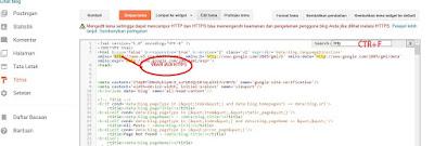 Mudah menganti HTTP ke HTTPS di Blogger beserta Pengertian HTTP dan Fungsinya