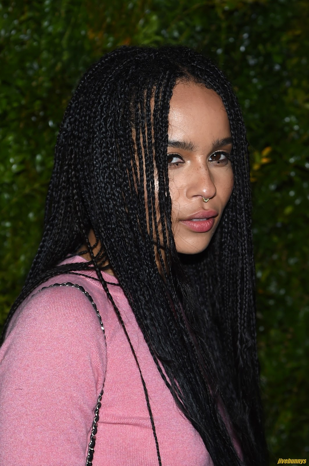 Zoe Kravitz - attends the 2015 Tribeca Film Festival Chanel Artists Dinner at Balthazar 4/20/2015
