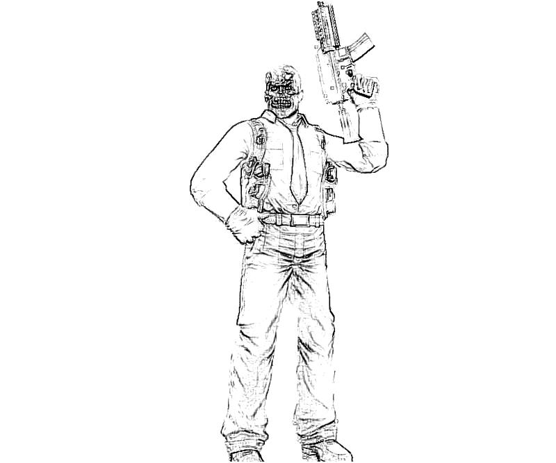 batman mask coloring page - batman arkham city black mask terror yumiko fujiwara