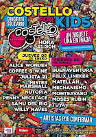 Concierto solidario, Costello for kids