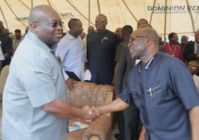 @JohnOkiyiKalu: Is Alex Otti a Closet Fan of Governor Ikpeazu?