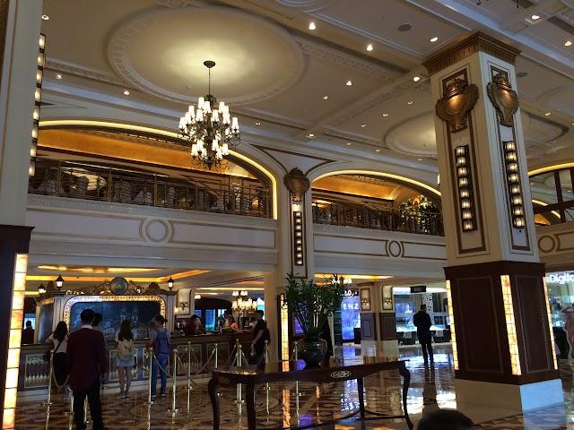 【有片】澳門勵庭海景酒店 豪華的體驗