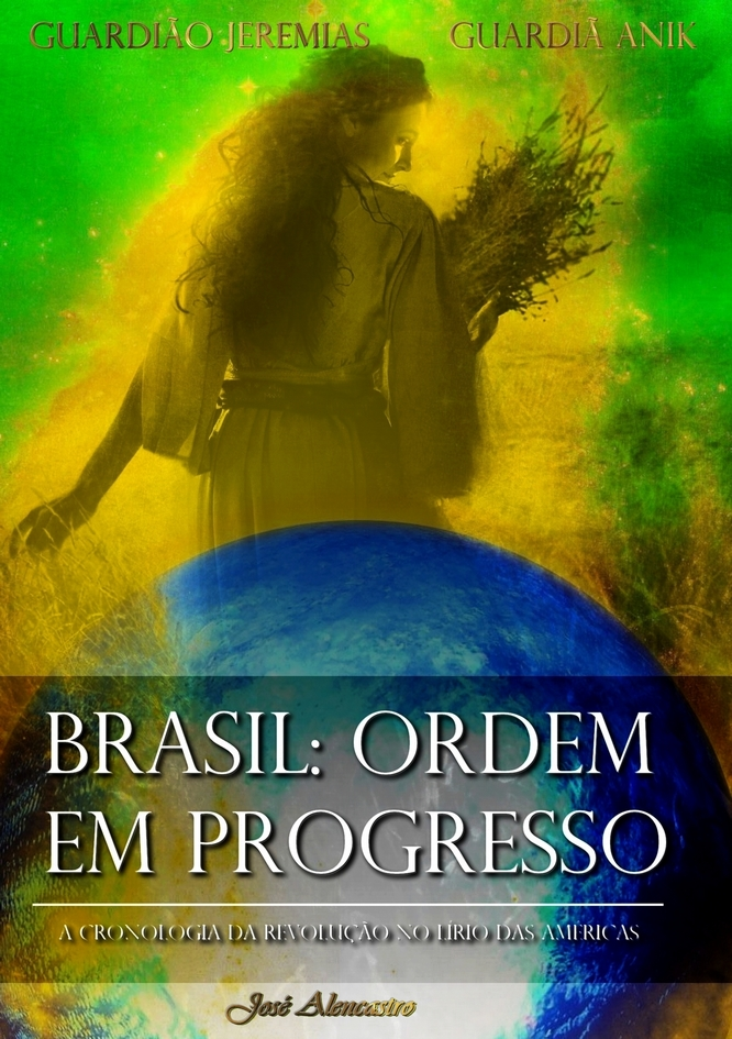 Livro Brasil Ordem em Progresso José Alencastro
