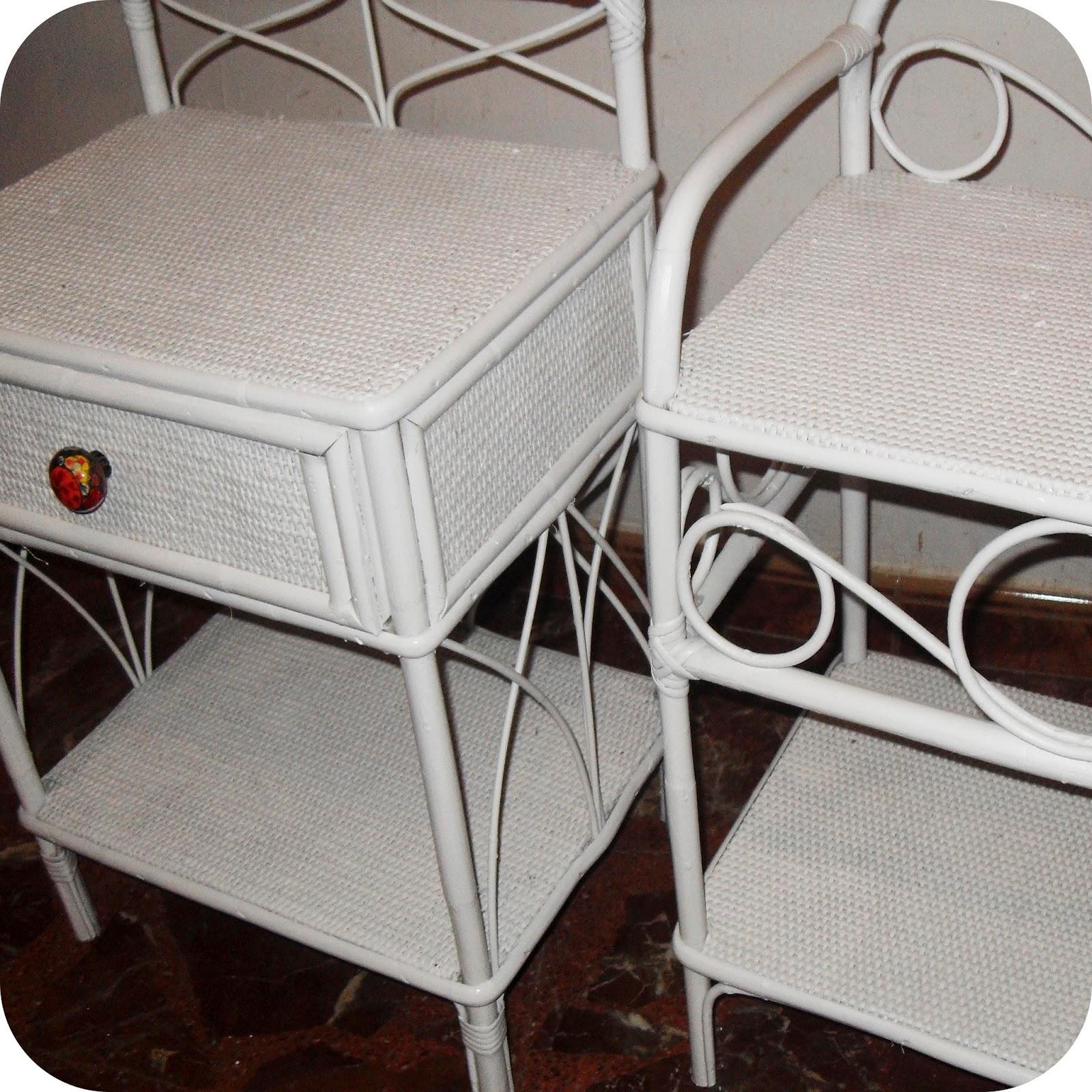 Mueble Mimbre Mesa Madera Silla Mueble Mimbre El Museo Artesana  # Muebles Rejilla