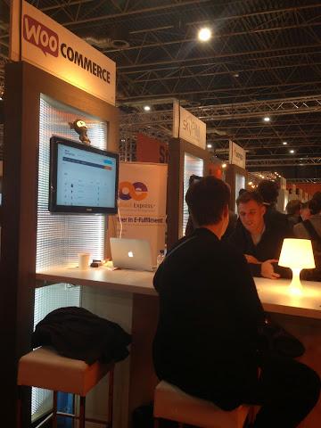 圖說: Startup Village 新創社區有來自荷蘭與各國的攤位,圖片來源: JJ Jan
