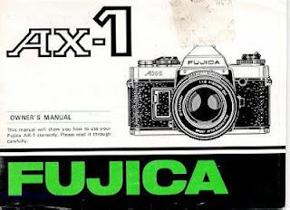 Iklan Fujica AX-1