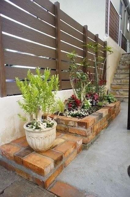 Decoração de Jardins Fotos