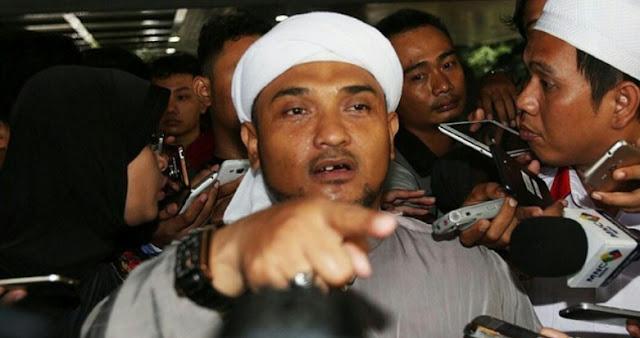 FPI: Pernyataan Jokowi Menyimpang Dari Islam