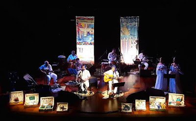 Músicos Paulo Costta e Moreno Veloso trazem os ritmos da Bahia ao Sesc Registro-SP neste sábado