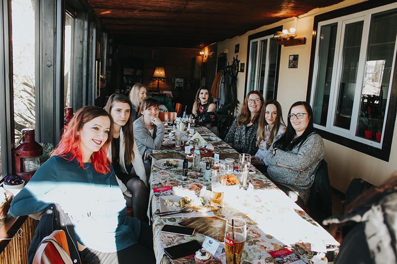SECRETS MEETING BLOGGER, spotkanie blogerek, puławy, lublin