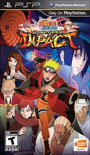 Naruto Shippuden Ultimate Ninja Impact (Nsuni) PPSSPP
