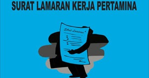 Contoh Surat Lamaran Kerja Di Spbu Pertamina Contoh Surat Lamaran