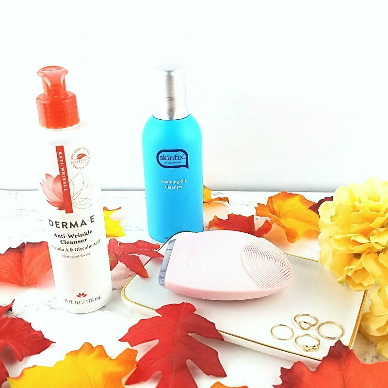 My Fall/Winter Cleansing Routine for Very Dry Skin 2