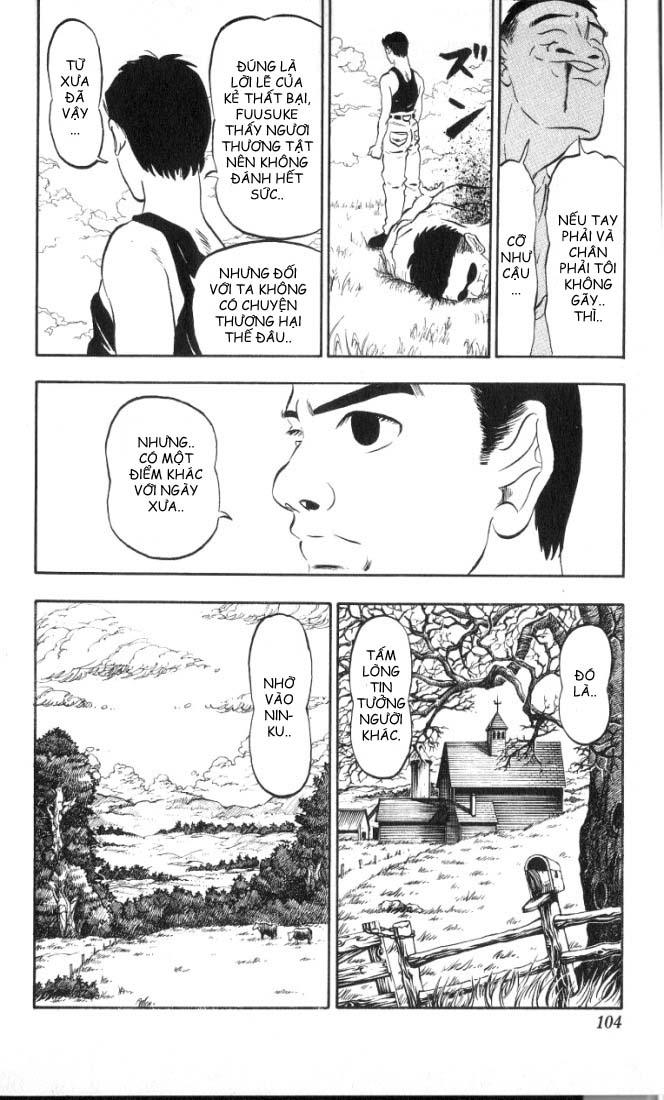NINKU vol 13 trang 18
