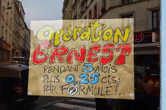 Coup de coeur : La campagne Ernest, les restaurateurs de l'est parisien solidaires des acteurs de l'aide alimentaire