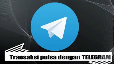 Transaksi Morena Pulsa Melalui Telegram