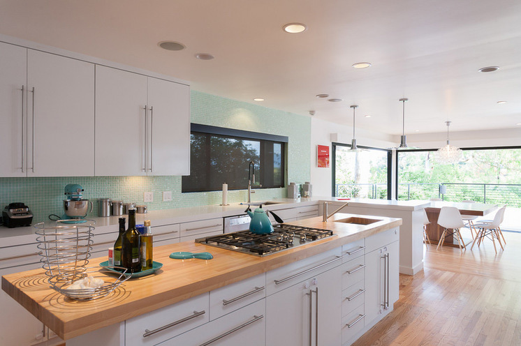 Simplifying Remodeling 10 Countertop Mashups For The Kitchen