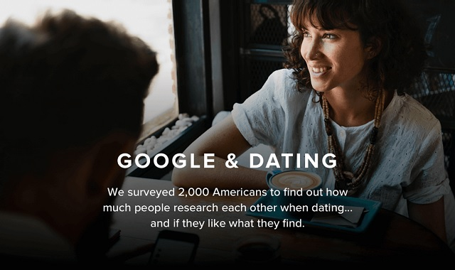 Americans Research People Before Going on Dates