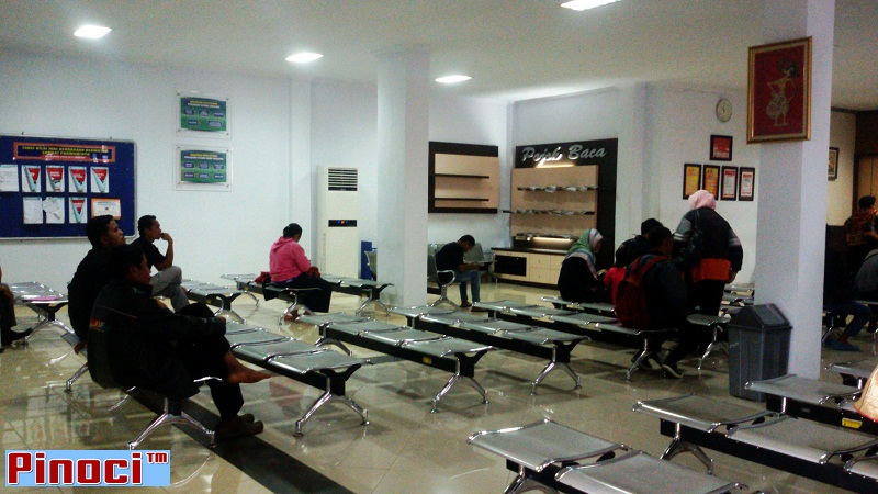 Ruang Dalam 4 - Samsat Purwokerto