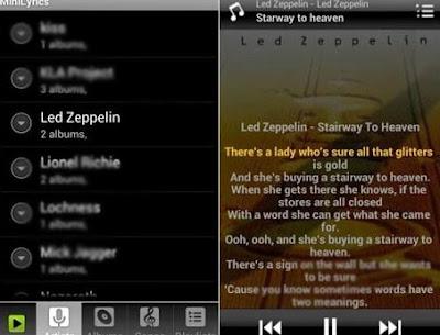 Cara Menampilkan Lirik Lagu di OPPO