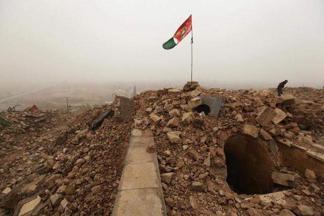Terkuak, Istana Kuno Terkubur 600 Tahun di Bawah Makam Nabi Yunus yang Dihancurkan ISIS