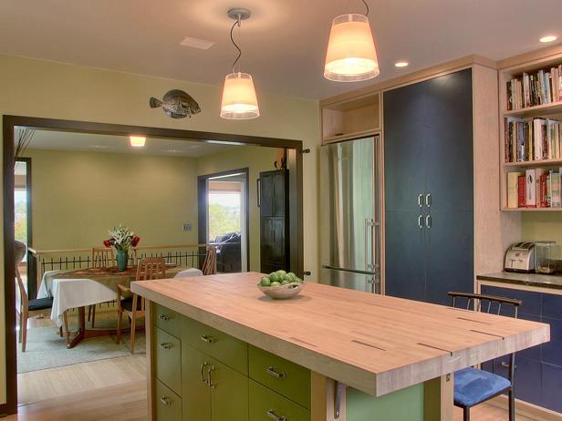 Islas de cocina eficientes y elegantes que agregan valor y - Islas de cocina ...