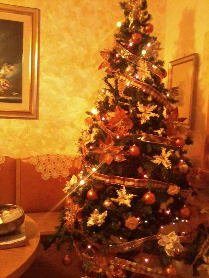 Albero Di Natale Kitchen.In My Sweet Kitchen Gennaio 2013