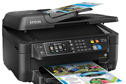 Download Epson WorkForce WF-2660 Drivers
