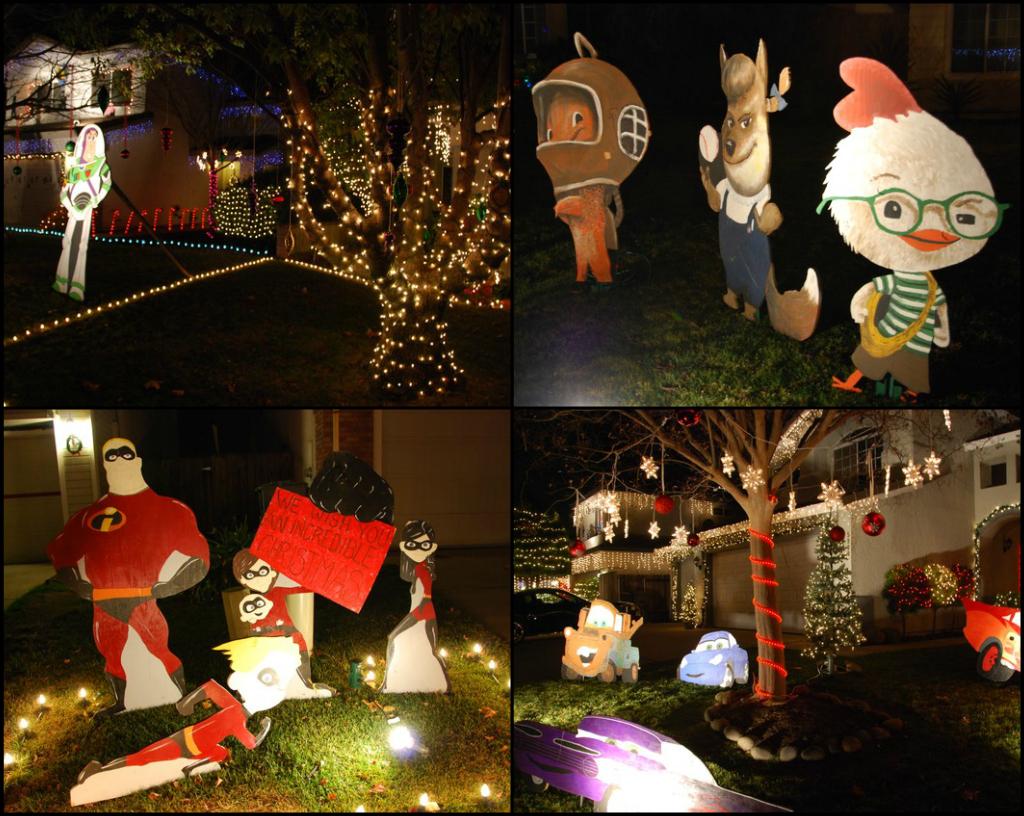 All Things Elise Amp Alina Rocklin Christmas Lights At