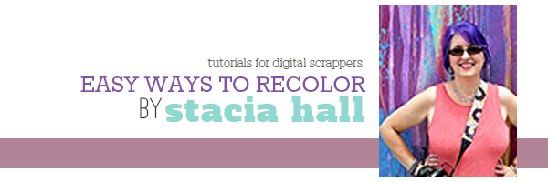 TUTORIAL | EASY WAYS TO RECOLOR