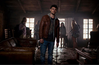 Shiloh Fernandez as David in Evil Dead (2013)