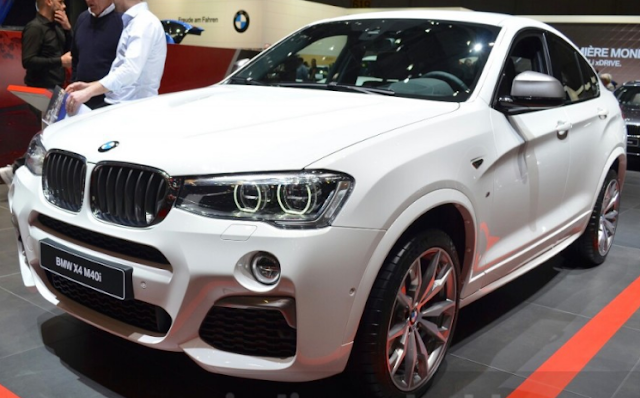 2019 BMW X3 Release Date