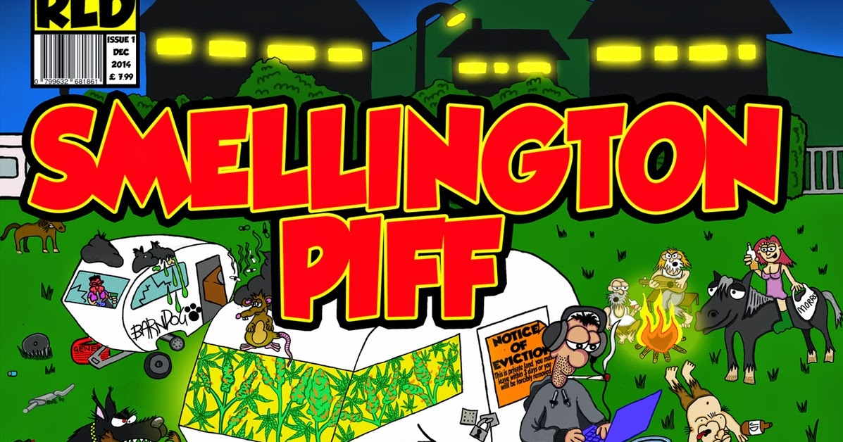 Smellington Piff – Notice of Eviction (2014)