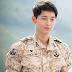 Song Joong Ki PEMERAN Yoo Shi Jin / Big Boss di Drama Korea Descendants of the Sun RCTI