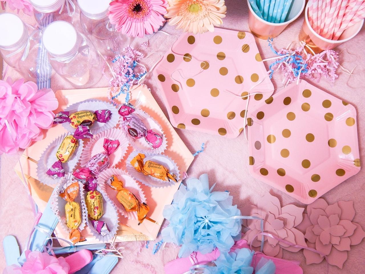dekoracje urodzinowe dla dzieci dla chłopca dla dziewczynki pomysły dekoracje na roczek jak urządzić przyjęcie urodzinowe partybox kolorowe dekoracje imprezy urodziny roczek babyshower