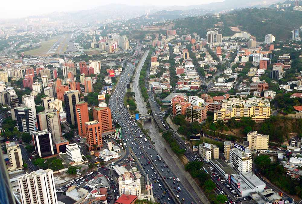 #Caracas, Capital da Venezuela