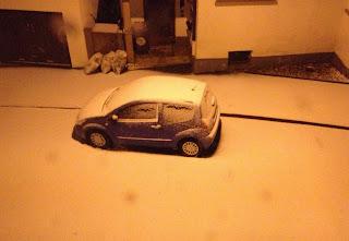 Vernünftige laufen im Winter, oder?