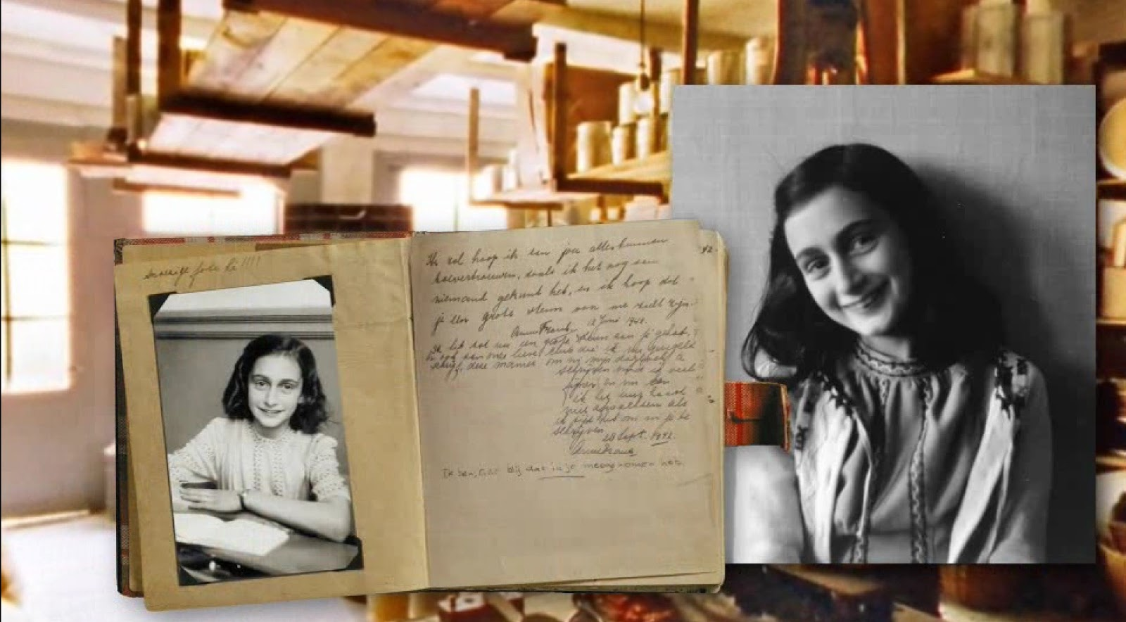 Anne Frank House Room