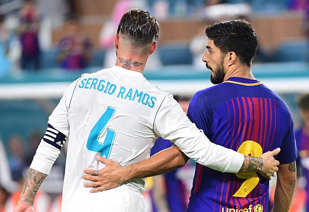 Prediksi Real Madrid vs Barcelona, GW17, 23 Desember 2017