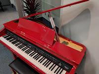 Samick SG120 red cabinet
