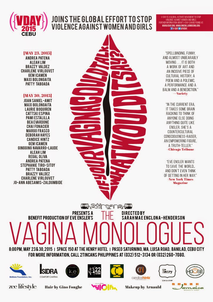 Against vagina monologues remarkable