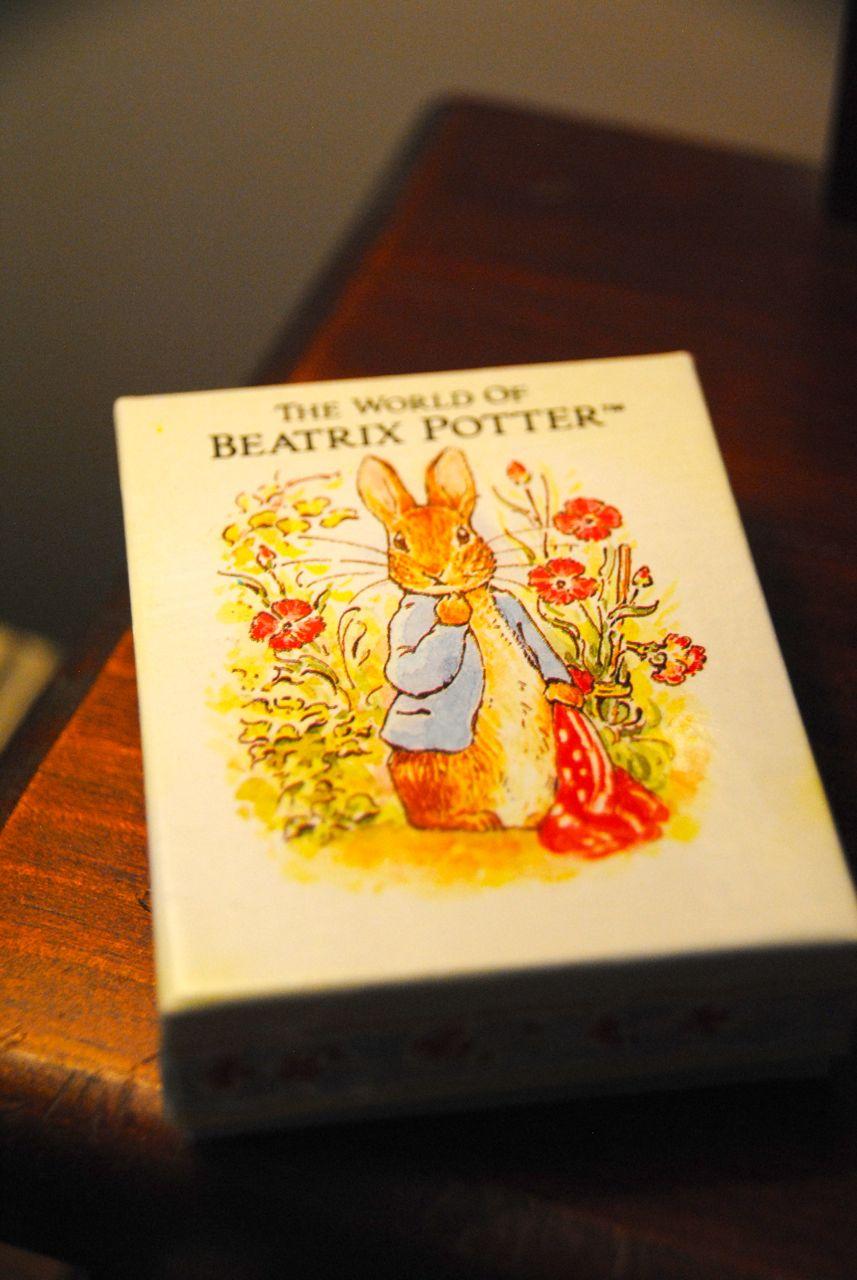 William Morris in Quilting: Why Beatrix Potter and William Morris?