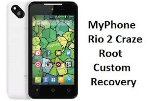 Root Myphone Rio 2 Craze